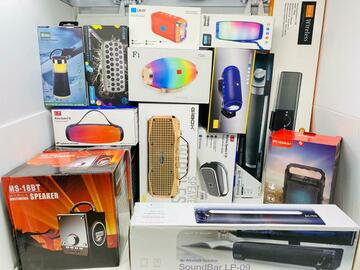 Buy Now: Variety of Bluetooth Speakers and Soundbars