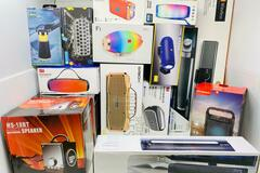 Liquidation/Wholesale Lot: Variety of Bluetooth Speakers and Soundbars