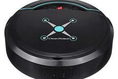 Buy Now: Smart Robot Vacuum Cleaner