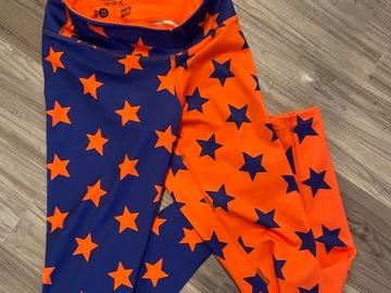 Selling A Singular Item: Corey Paige Game day leggings