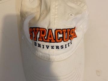 Selling A Singular Item: Syracuse baseball hat