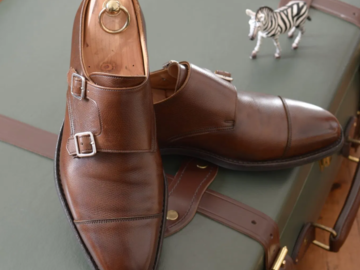 """Selling with online payment: CROCKETT & JONES """"Lowndes"""""""