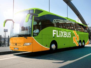 Vente: Bon d'achat FLIXBUS (51,98€)