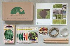 Vente avec paiement en ligne: SHIDO box de jardinage