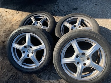 Selling: Set 18 Inch Wheel Rim Porsche Panamera 970 2010-17 *Tires Worn