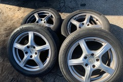 Selling: Set 18 Inch Wheel Rim Porsche Panamera 970 2010-17 *Tires Worn