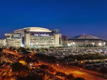 Weekly Rentals (Owner approval required): NRG Stadium Houston Texas