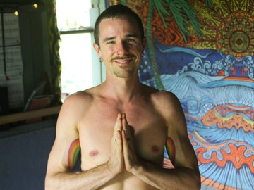 Group Session Offering: Free-Ball Flow : Nude Yoga for Liberated Dudes (Patrons Only)
