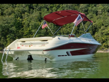 Renting out with online payment: Sea Ray Bow Rider