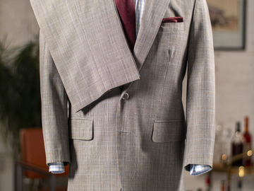 Selling with online payment: Suit MAXWELL'S – Pure wool – S