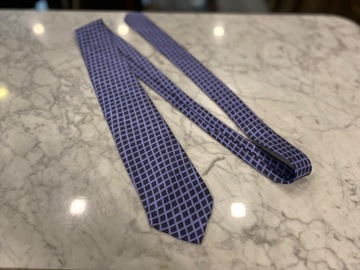 Selling with online payment: Spacca Neapolis Handrolled Printed Silk Tie