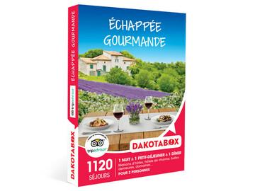 "Vente: e-coffret Dakotabox ""Echappée gourmande"" (89,90€)"