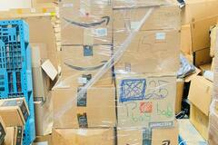Liquidation/Wholesale Lot: Overstock of Electronics, Clothing, Household Suppliers, $20,000