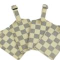 Liquidation/Wholesale Lot: Rita Messi Luggage tags 6 -  4 pack;  (Tiffany) 24 total tags!