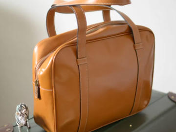 Selling with online payment: OLD ENGLAND, PARIS travel bag