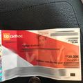 Vente: Chèque cadeau Up Cadhoc (20€)