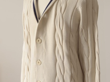 Selling with online payment: ALAN PAINE cardigan (52 EU)