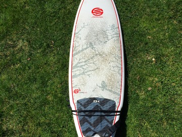 For Rent: 6'4 Santa Cruz