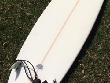 For Rent: 8'0 Channel Islands Waterhog