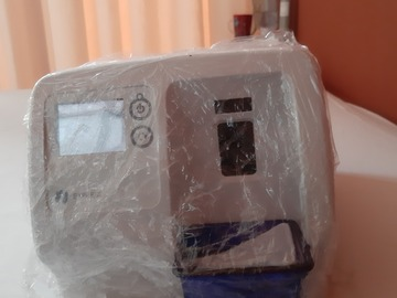 Gebruikte apparatuur: Gendex rontgenapparaat en ontwikkelaar