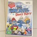For Rent: Wii Game The Smurfs Dance Party