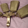 Selling with online payment: Rare Ludwig & Ludwig tuned 4 cowbell unit  Hear them on video