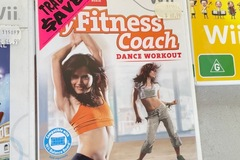 For Rent: Wii  Games My Fitness Coach
