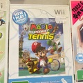 For Rent: Wii  Games Mario Power Tennis