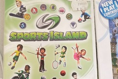 For Rent: SPORTS ISLAND (WII) DIFFERENT SPORTS