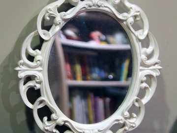 For Sale: Ornate Mirror