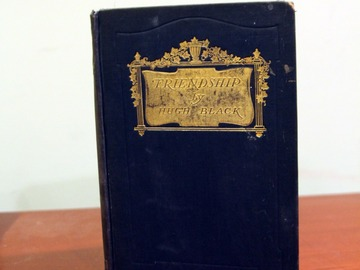 For Sale: Ornate Friendship Book