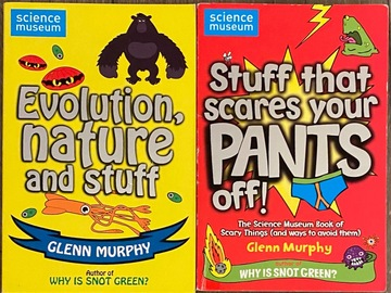 Selling with online payment: Science Museum (2 books)