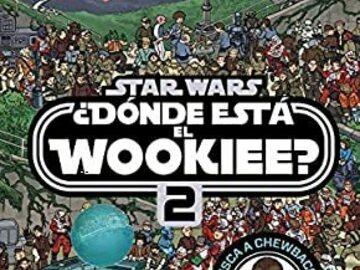 Vente: Star Wars: Donde esta el Wookie? 2
