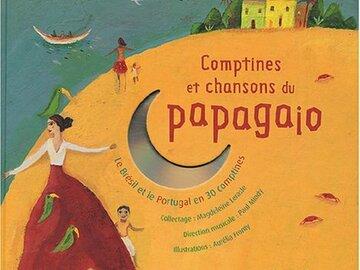 Vente: Comptines et chansons du papagajo