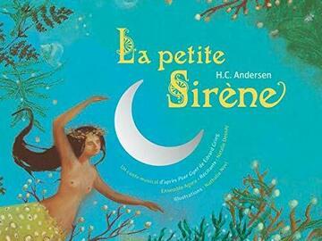 Vente: La Petite Sirène, conte de Andersen lu par Natalie Dessay