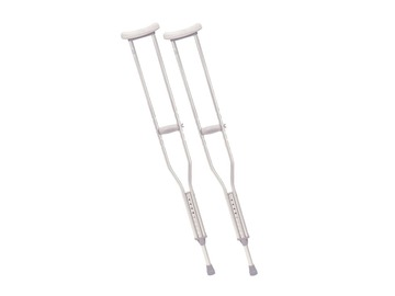 SALE: Aluminium Underarm Crutches   Buy in Toronto   Pickup or Delivery