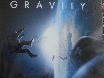 "Vente: DVD ""Gravity"", un film de Alfonso Cuaron - NEUF"