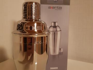 Verkaufen mit Online Zahlung: Cocktail Shaker 0,5l