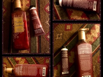 Buy Now: Hand Cream and Soap B&BW NEW Frosted Cranberry