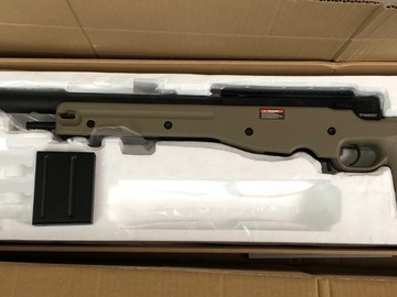 Selling: CYMA Standard L96 Bolt Action High Power Airsoft Sniper Rifle