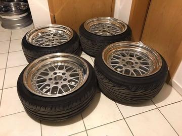 Selling: Mille Miglia MM2000 9,25x18 10,25x18 5x120