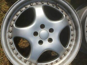 Selling: Kerscher RS 17 5x100