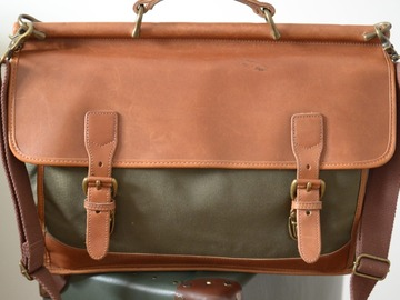 Selling with online payment: L.L BEAN vintage bag