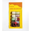 Liquidation/Wholesale Lot: Convenient 19-Piece Beginners Sewing Kit With Mini Scissors