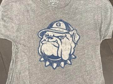 Selling A Singular Item: Georgetown Bulldog Tshirt