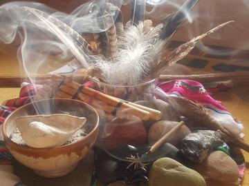 Workshop Angebot (Termine): Räuchern - schamanisches Räuchern und Hausreinigung