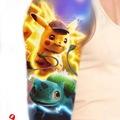 Tattoo design: Pokemon Detective