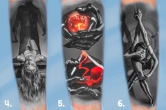 Tattoo design: American Horror Story - Design 6