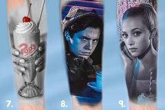 Tattoo design: Riverdale - Design 8