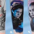 Tattoo design: Riverdale - Design 9